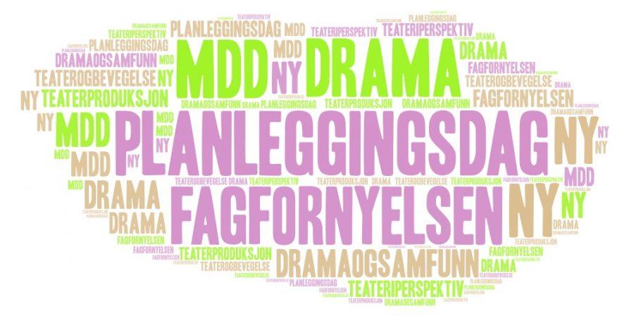 Kickstart Nye Læreplaner MDD (drama) Videregående Skole